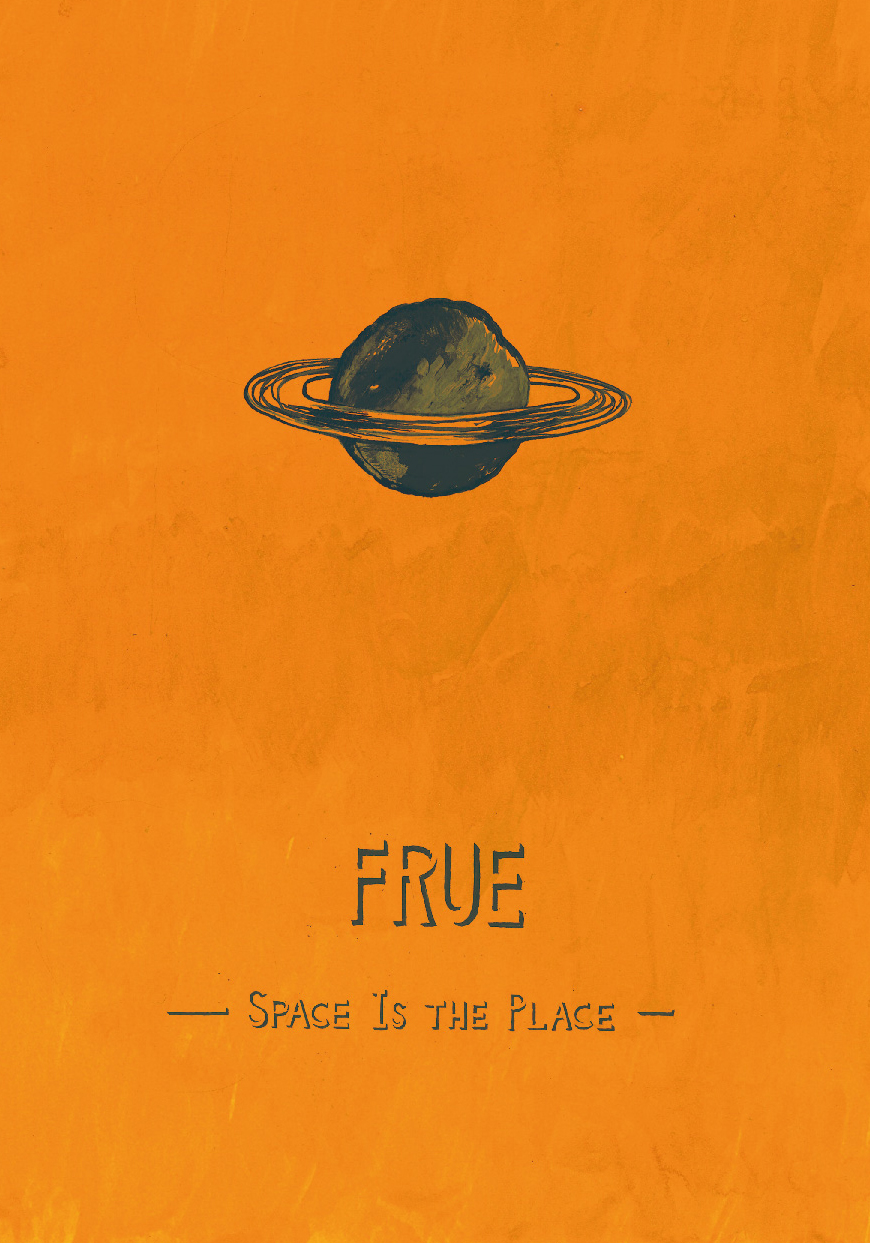 FRUE space in the place イメージ画